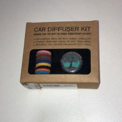 Kandis-Sticks Braun