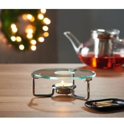 3 Tabletts aus Bambus